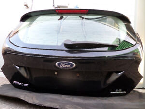 Ford Focus Tailgate