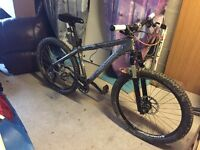 Marin AXC customised, mountain bike reduced price £250 no offers