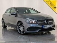 2017 Mercedes-Benz A Class 2.1 A200d AMG Line (Executive) 7G-DCT (s/s) 5dr Hatch