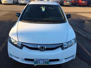 2009 Honda Civic EX Sedan
