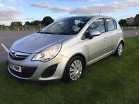 2012 VAUXHALL CORSA 1.3 CDTI ECOFLEX STP/STRT 0 ROAD TAX FULL HISTORY 1 OWNER FROM NEW PX CONSIDERED