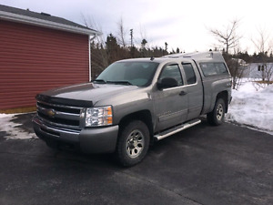 2009 Chevrolet silveralado for sale