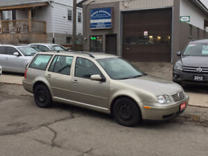 (SOLD TO A VERY NICE PERSON)2005 Volkswagen Jetta Manual/ Diesel