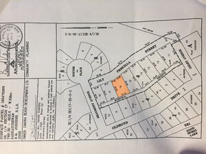 Canora Beach Lake Lot for Sale at Good Spirit Lake