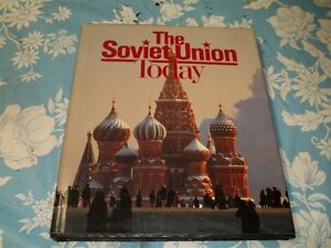 "National Geographic's ""The Soviet Union Today."""