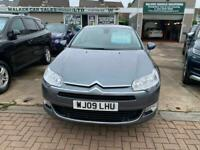 2009 Citroen C5 2.0 HDI 16V Exclusive 4dr Auto Saloon Diesel Automatic