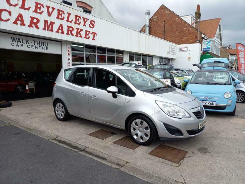 2011 Vauxhall Meriva 1.7 CDTi Diesel Automatic 'S' MPV Diesel Automatic