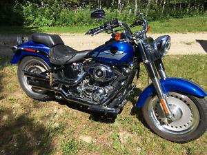 2007 Harley Davidson Fatboy-Mount Forest area