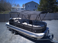 Berkshire Pontoons Boats City of Halifax Halifax Preview