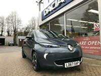 2017 Renault Zoe 65kW Dynamique Nav Quick Charge 22kWh 5dr Auto HATCHBACK Electr