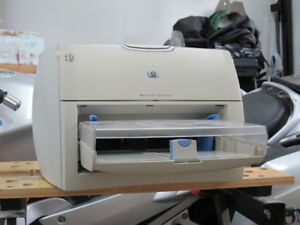 Imprimante lazer HP 1200 Series