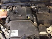 2004 Ford Focus 1.8 TDCi Duratorq for breaking