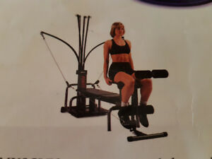 Bowflex Power Pro workout system