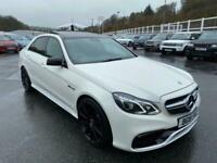 2016 Mercedes-Benz E-CLASS 5.5 AMG E 63 S 4d 577 BHP Saloon Petrol Automatic