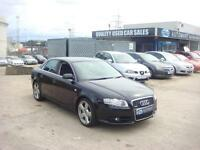 2008 Audi A4 Tdi S Line Tdv 2