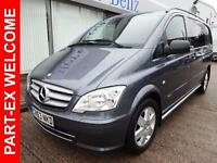 2013 Mercedes-Benz Vito 116 CDI DUALINER Diesel grey Automatic