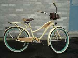Ladies Huffy Panama Jack Cruiser