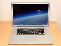 "ANTIGLARE MacBook Pro 15"" 2.9GHz Quad Core i7, 16GB/8GB, 512GB SSD/500GB, Adobe CS6, Logic Pro,"