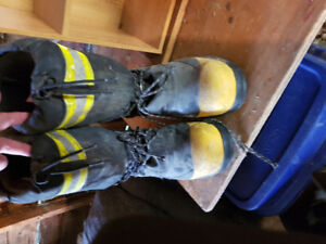 Winter composite  toe csa approved boots