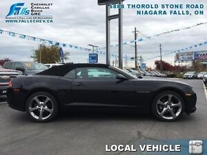 "2014 Chevrolet Camaro 2LT  LEATHER,RS PACKAGE,20"" ALLOYS, NEW TI"