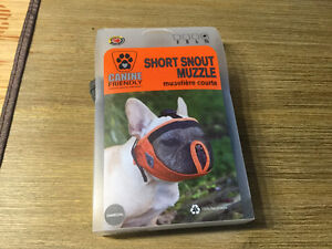 Brand New XL Short Snout Muzzle