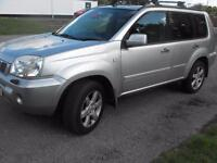 2007 Nissan X-Trail 2.2 dCi Aventura 5dr