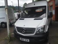 2014 64 Mercedes-Benz Sprinter 2.1TD 313CDI LWB EX-DEMONSTRATOR
