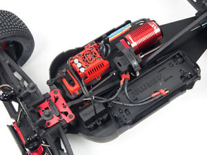 Arrma Talion 1/8 RC Car New Black motor/ESC Windsor Region Ontario image 3