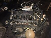 2006-2012 ford Transit 2.2 Fwd complete engine qvfa p8fa