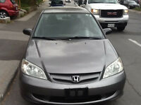 2005 Honda Civic ES Sedan