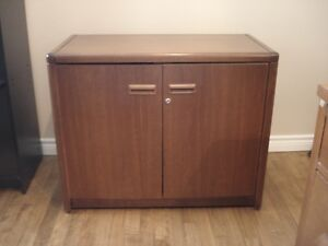 Solid Wood Credenza/Cabinet
