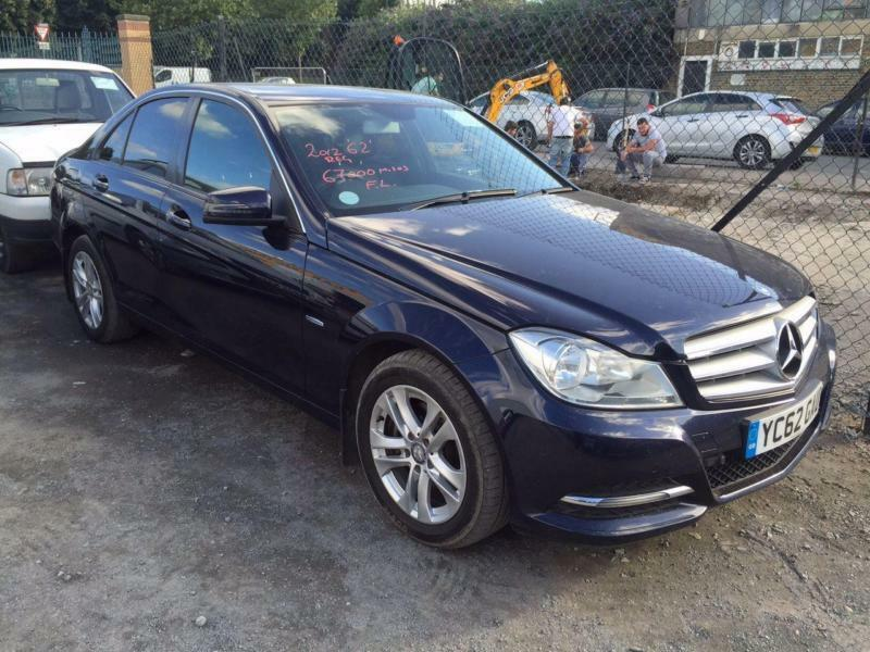 2012 mercedes benz c class c220 cdi blueefficiency for 2012 mercedes benz c300 tire size