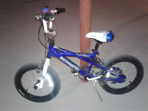 "Kid bikes-3-5(tire 14"") years and 5-7 years (tire 16"")"
