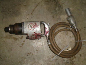 Cle a choc (impact) CHICAGO PNEUMATIC INDUSTRIEL 1'' 1/2