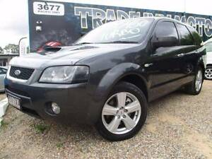 *** TURBO TERRITORY *** 7 SEATER *** AUTOMATIC *** FINANCE ME *** Daisy Hill Logan Area Preview