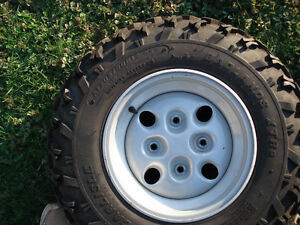 Four Wheeler Tires and wheels