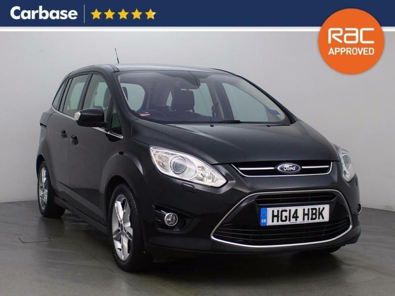 2014 ford grand c max 1 6 tdci titanium x 5dr mpv 7 seats. Black Bedroom Furniture Sets. Home Design Ideas