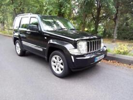 Jeep Cherokee 2.8CRD ( 174bhp ) 4X4 Limited Manual Gearbox