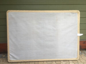 Free boxspring - low profile - double