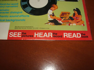 Star Trek the Motion Picture story book and record Stratford Kitchener Area image 5