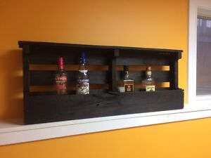 Double wide Alcohol/Wine rack