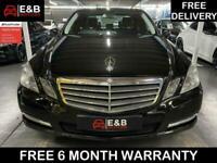 2012 Mercedes-Benz E Class 2.1 E220 CDI BlueEFFICIENCY SE 7G-Tronic Plus (s/s) 4