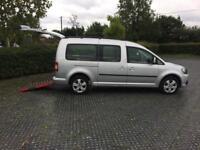2013 Volkswagen Caddy Maxi 1.6TDI ( 102PS ) C20 Maxi Life choice of 3