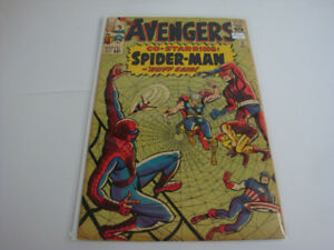 Marvel Comics, Avengers #11, Spider-Man