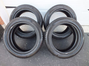 Pirelli Scorpion winter tires 225/55/R19 99H (almost new) Peterborough Peterborough Area image 1