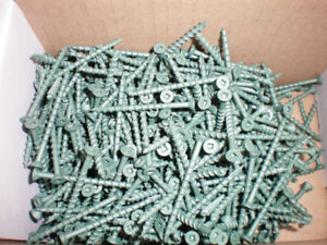 Deck Screws 50% Less Than Kents and Home Depot