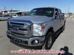 2015 FORD F250 S/D XLT CREW CAB 4WD XLT