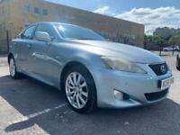 2006 (55) Lexus IS 220D 2.2 175 SE Saloon | Sunroof | 2 Keys | MOT 09/22.