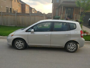 2007 Honda Fit for sale