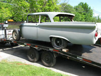 meteor rideau 1959 coupe